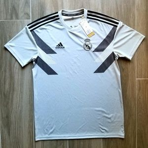 Adidas Real Madrid Pre-Match Jersey Men's Medium